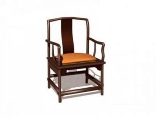 Chinese chairs-4 3D Model