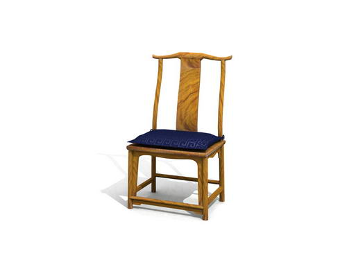 Chinese furniture/chairs (19) 3D Model