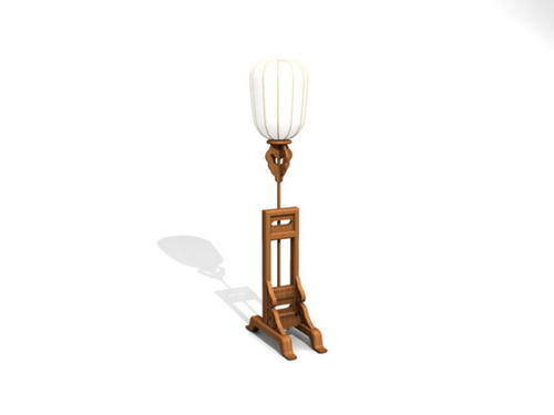 Chinese lamps (5) 3D Model
