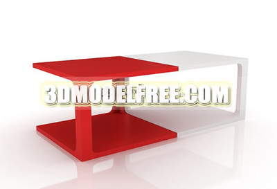 Coffee table 3D models