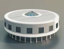 Coliseums / Architectural Model -21 3D Model