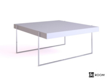 contemporary and Concise Desktop 3D Model