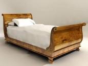 / Continental furniture/beds (15) 3D Model