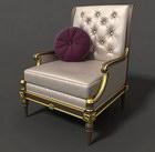 Continental furniture- sa3-5 3D Model