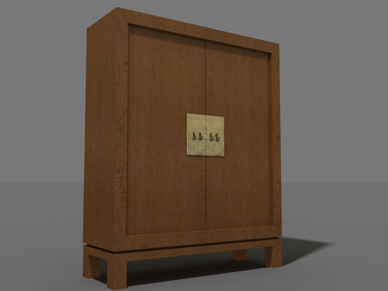 counters 019 3D Model