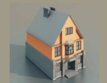 countryside residential / Architectural Model -22 3D Model