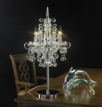 Crystal table lamp Model 05 3D Model