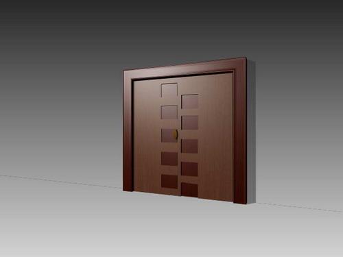Door 001-doors -124 3D Model
