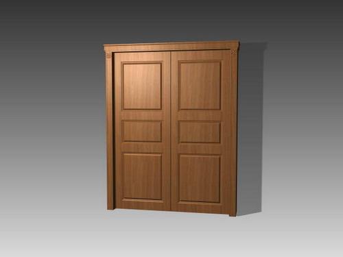 Door 002–doors 103 3D Model