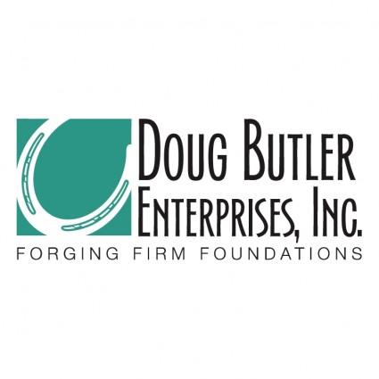 doug butler enterprises logo