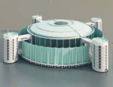Entertainment Buildings / Architectural Model-11 3D Model