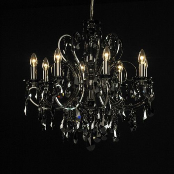 European gorgeous retro chandelier 3D Model