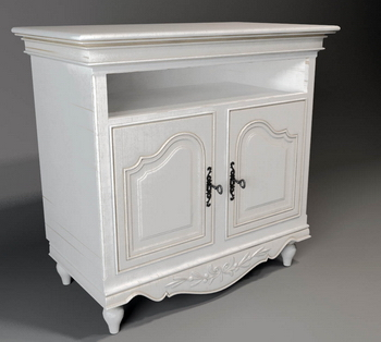 European-style cabinet Model 2-5 3D Model