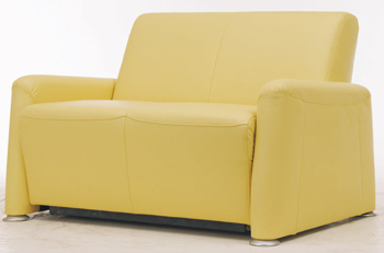 European-style double seats sofa 3D Model