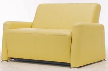 European-style double seats sofa 3D Model