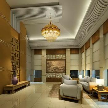 European style high-top living room 3D Model