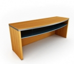 Fashion boutique desk combination4-5 3D Model