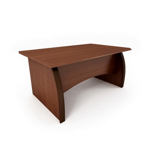 Fashion boutique desk combination5-5 3D Model