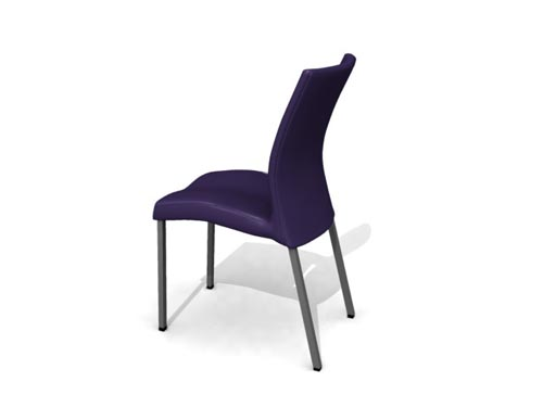 fice chairs -containing materials/The latest fice furniture 2007 model library-63 3D Model