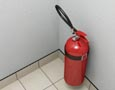 Fire extinguishers 3D Model