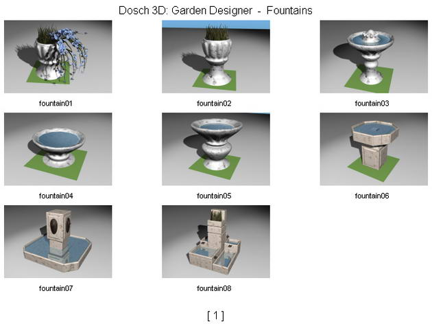 Flowerpots / Flower Bowls 3D Model