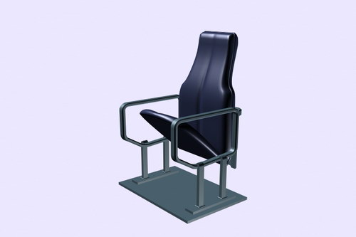 folding chairs Conference Room 1-5 3D Model