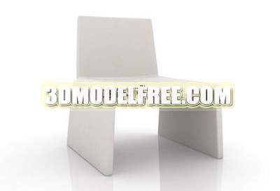 Furniture 3D Model: Fashional Dinni Chair 3dmodelfree
