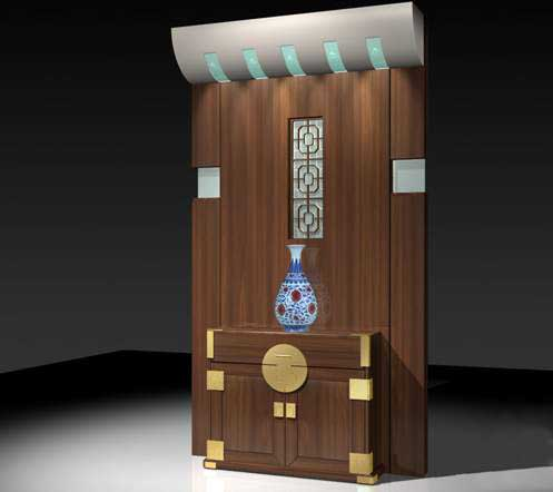 Furniture-Cabinets 003 3D Model