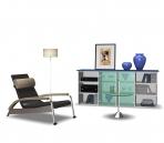 Furniture- cabinets 003 – bookcase 3D Model