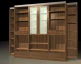 Furniture-Cabinets 004 3D Model