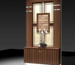 Furniture-Cabinets 005 3D Model