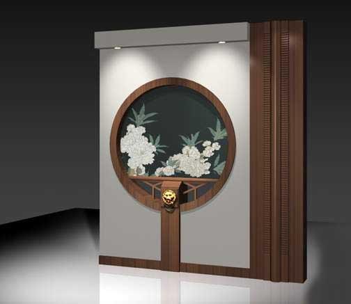 Furniture-Cabinets 009 3D Model