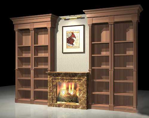Furniture-Cabinets 010 3D Model