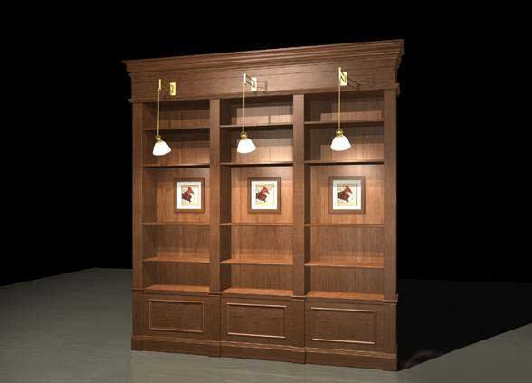 Furniture-Cabinets 011 3D Model