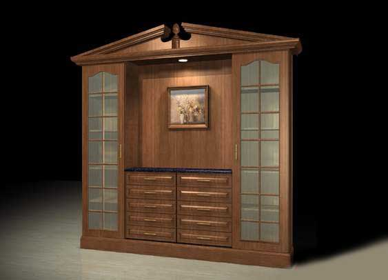 Furniture-Cabinets 012 3D Model