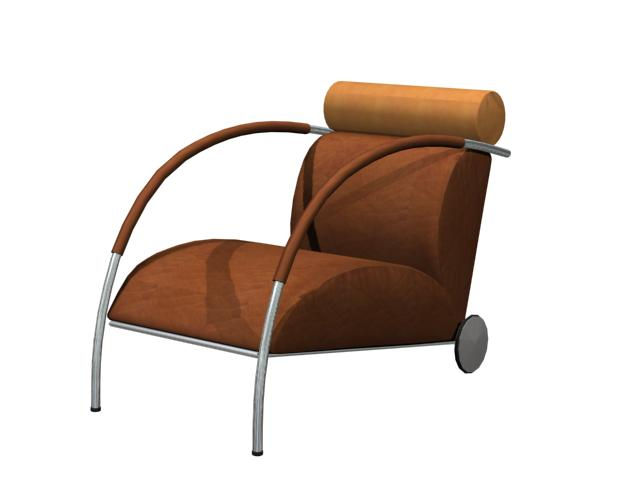 Furniture – chairs 004 3D Model