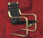 Furniture–chairs 36 3D Model