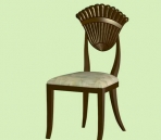 Furniture -chairs a008 3D Model