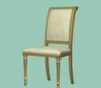 Furniture -chairs a023 3D Model