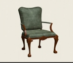 Furniture -chairs a037 3D Model