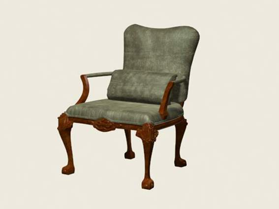 Furniture – chairs  a049 3D Model
