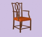Furniture – chairs a051 3D Model