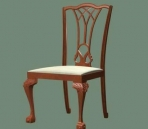 Furniture – chairs a052 3D Model