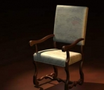 Furniture – chairs a053 3D Model