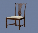 Furniture – chairs a054 3D Model
