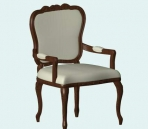 Furniture – chairs a059 3D Model