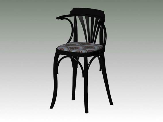 Furniture – chairs a063 3D Model