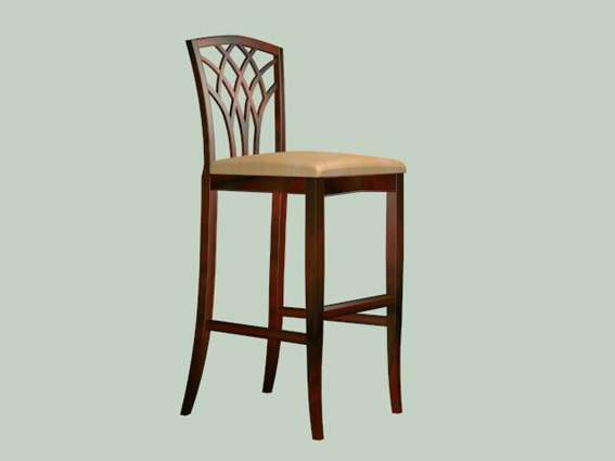 Furniture – chairs a066 3D Model