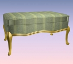 Furniture – chairs a073 3D Model