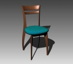Furniture -chairs a083��116� 3D Model